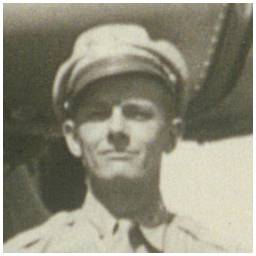 19071952 - O-768370 - 2nd Lt. - Co-Pilot - John Bartlett 'Bart' Calkins - Nine Mile Falls, WA - EVD