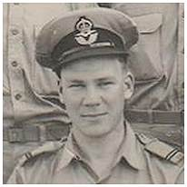 O35061 - 426587 - Flying Officer - Navigator - John Claude Hartley - RAAF - Age 21 - POW