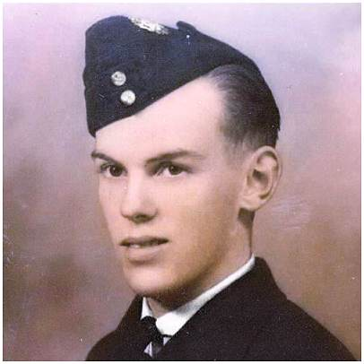 R/94702 - Warrant Officer II - Pilot - John 'Jack' David Steele - RCAF - Age 23 - KIA