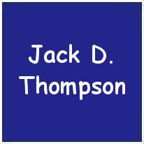1152206 - Sgt. - W.Operator / Air Gunner - Jack Dennis Thompson - RAFVR - Age 21 - KIA - Bergen op Zoom Cemetery - Coll. Grave 8 H 3-7