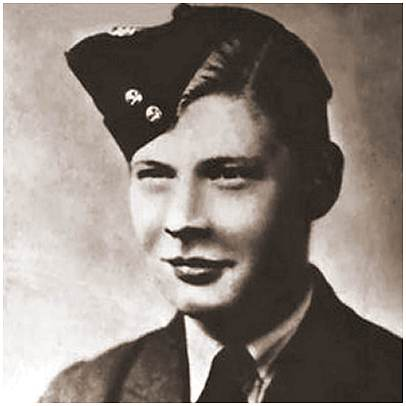 1459176 - Sergeant - Flt. Engineer - James Edward Callaghan - RAFVR - Age 20 - KIA