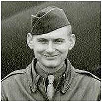 18170602 - Sgt. - Left Waist Gunner - J. E. Hershel Shaw - Age 21 - POW - Stalag Luft 6 and Stalag Luft 4 - Gross Tychow