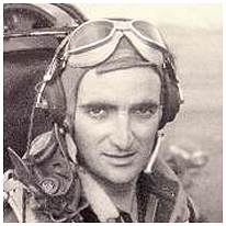 2nd Lt. John 'Jack' Lanphier - Fighter Pilot - KIA