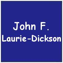 68720 - Pilot Officer - 2nd Pilot - John Forbes Laurie-Dickson - RAFVR - Age 25 - KIA