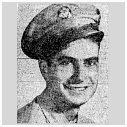 39549631 - S/Sgt. - Engineer / Top Turret Gunner - John Joe Laurich - Montebello - CA - Age 26 - KIA