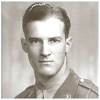 1st Lt. James Leland 'Lee' Wallace - Fighter Pilot - KIA