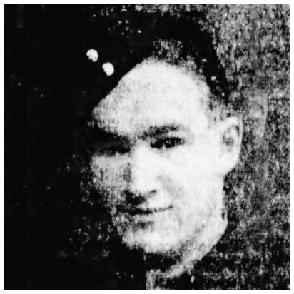 R/142029 - J/86759 - Pilot Officer - Mid Upper Air Gunner - James May - RCAF - Age 21 - KIA