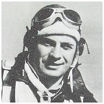 2Lt. John Sherman Hascall - Fighter Pilot - KIA