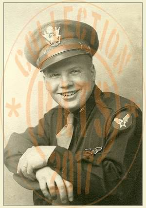 36043613 - O-682761 - 2nd Lt. John William Baber