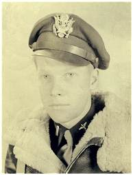 Air Force portrait - 2nd Lt. John J. Lyons