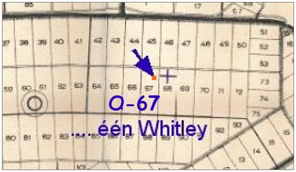 Locatie - Whitley - Kavel O-67