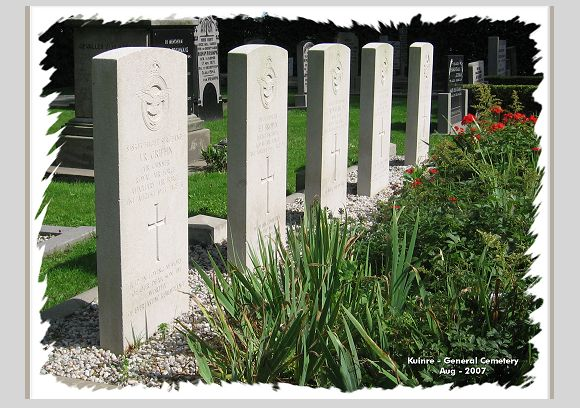 Commonwealth War Graves - Kuinre