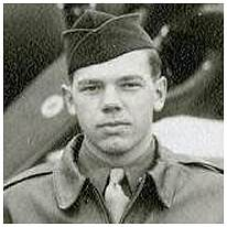 37656211 - Sgt. - Tail Turret Gunner - Leslie Carlyle Tiedman - POW - Stalag Luft 4 - Gross Tychow