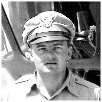 17003563 - O-684490 - 1st Lt. - Co-Pilot - Lemoine Henry 'Shorty' Clausen - Blairstown, IA - POW - POW No. 3717