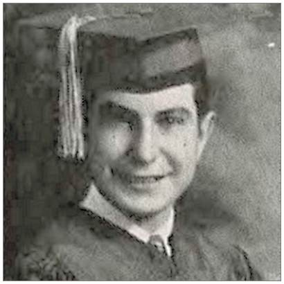 John J. Laurich - A graduate of Roosevelt High School in Los Angeles
