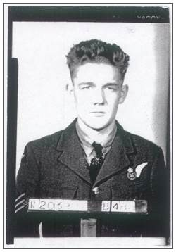 F/Sgt. - George Francis Leo O'Connell - RCAF