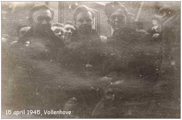 Liberation Vollenhove - Sunday 15 Apr 1945