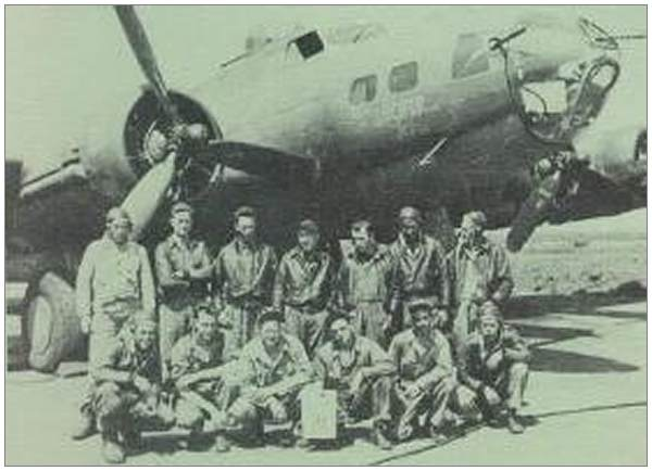 Crew Lt. James J. Maginnis - 351st BG - 509th BS