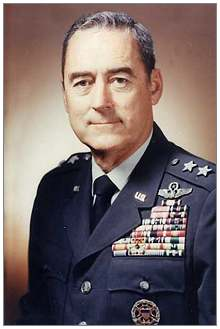 Major General Rexford Herbert Dettre Jr.