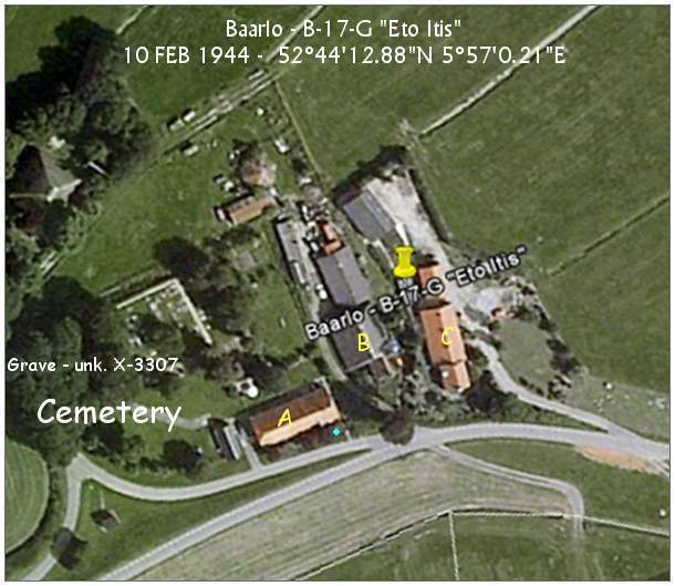 Map of Baarlo - 2013 - Google Earth