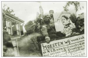 May 1945 - Vollenhove - Bisschopstraat
