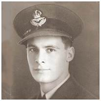 J/20138 - Flight Lieutenant - Pilot - Norman Paulle Courtney Woodward - RCAF - Age 23 - MIA