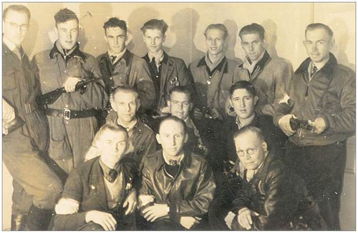 N.B.S. - Group Vollenhove - Apr/May 1945