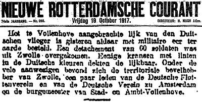 Nieuwe Rotterdamse Courant - 19 Oct 1917