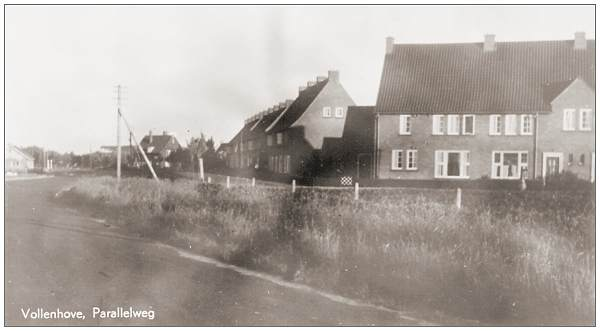 Parallelweg, Vollenhove - facing South