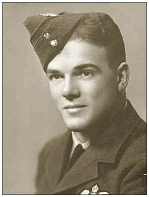 J/17313  - Flying Officer - Pilot - Robert Orin Blackhall - RCAF