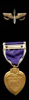 Purple Heart - AF wing