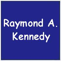 1003148 - Sergeant - Rear Air Gunner - Raymond Anthony Kennedy - RAFVR - Age 28 - KIA