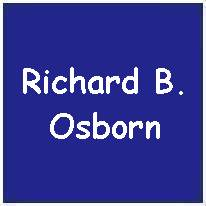 754339 - 74686 - Sqdn Leader - Pilot - Richard Bentley Osborn - RAF - DSO - DFC - Age 23 - INJ/POW - Camps 9C/L3 - POW No. 19634