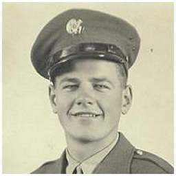 17154817 - T/Sgt. - Aerial Engineer / Top Turret Gunner - Richard E. Denny - Bena, Cass County, MN - Age 20 - EVD
