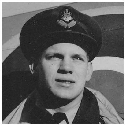 J/26406 - Flying Officer - Pilot - Ronald William Doidge - RCAF - Age 20 - KIA
