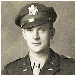17097129 - O-817669 - 2nd Lt. - Pilot - Robert William 'Bob' Harrington - EVD