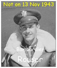 2nd Lt. - Charles Lawrence Rouser