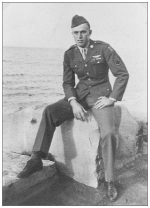 T/Sgt. Roy D. Barber - 01 Oct 1943
