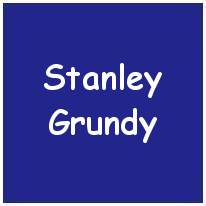 626664 - Flight Sergeant - Mid Upper Air Gunner - Stanley Grundy - DFM - RAF - Age 23 - KIA