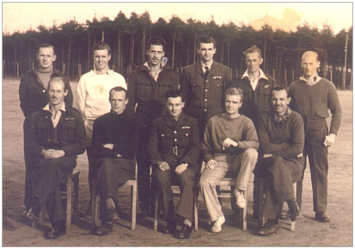 Sgt. George Irving Semper - in Stalag Luft 3
