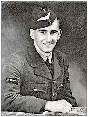 405771 - Sergeant - Front Air Gunner - George Anthony Young - RNZAF