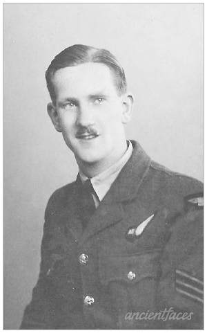 1132867 - Sergeant - Rear Air Gunner - John Milner Hadfield - RAFVR
