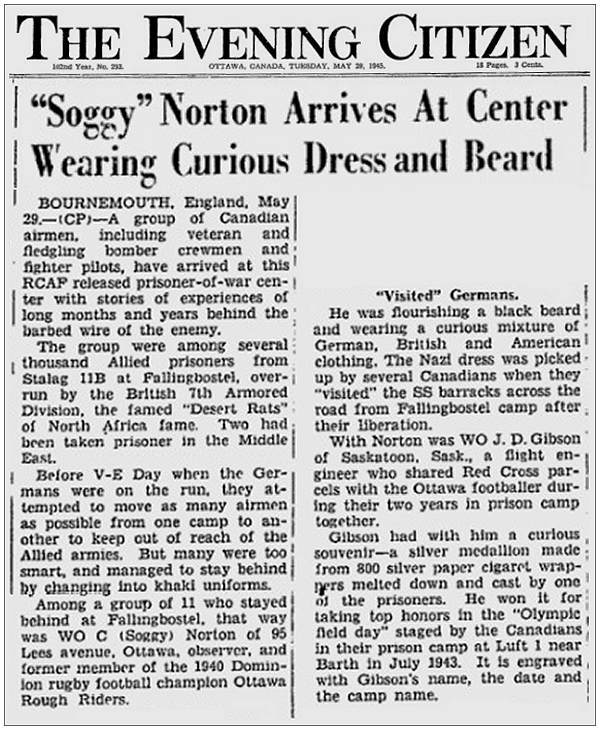 The Evening Citizen, Ottawa, Canada - Tuesday, May 29, 1945 - page 9