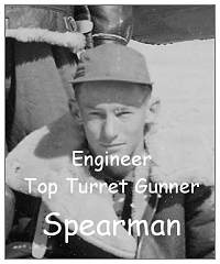 T/Sgt. - Charles Galvin Spearman