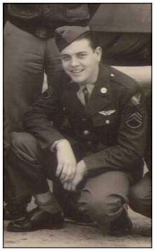 S/Sgt. James A. Harnish - 1943 - USA