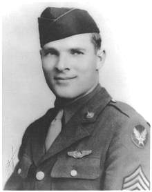 S/Sgt. Welton P. Teston - Right Waist Gunner