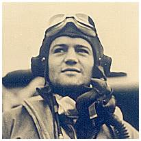 Captain Terrence MacFarlane Williams - Fighter Pilot - Age 23 - POW