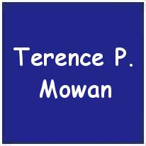 921870 - Sgt. - Observer - Terence Patrick Mowan - RAFVR - Age 21 - MIA