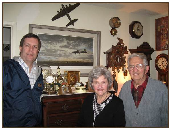 Visit Terry Harnish to Tarleton's - 07 Feb 2010