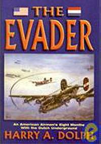 Cover - 'Evader' by Harry A. Dolph aka Harry A. Clark